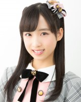 AKB48の52ndシングルセンターに抜てきされたチーム8の小栗有以(C)AKS