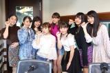 沖縄発Chuning Candy、先輩・たかみなのラジオに出演 「すごい身長差」のオフショット公開