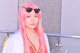 『コミックマーケット93』(C93)で見つけた美人レイヤー・水書アミさん (C)oricon ME inc.