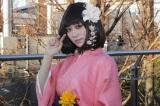 『コミックマーケット93』で見つけた美人レイヤー・片瀬らおさん (C)oricon ME inc.