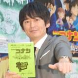 『名探偵コナン ゼロの執行人』公開アフレコイベントに参加した博多大吉 (C)ORICON NewS inc.
