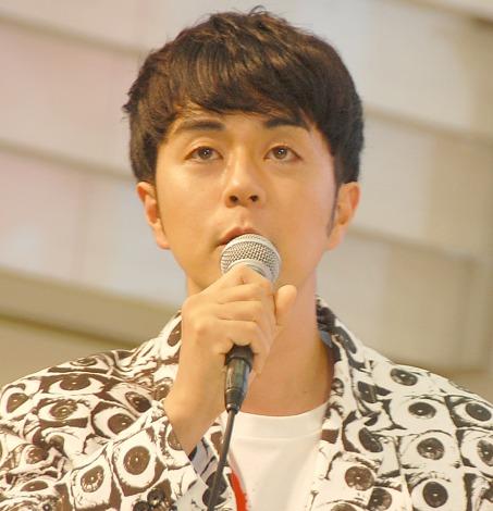Chuning Candyのデビューシングル発売記念イベントMCを務めたヒャダイン (C)ORICON NewS inc.