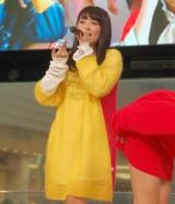 Chuning Candyのデビューシングル「Dance with me」発売記念イベントの模様 (C)ORICON NewS inc.