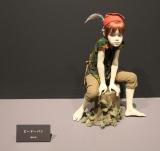 パリ凱旋・傘寿記念「与勇輝展」創作人形の軌跡』の展示物 (C)ORICON NewS inc.