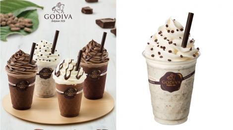 サムネイル 4月4日より登場する新「ショコリキサー」たち。右は『ホワイトチョコレート27%&バニラ』
