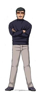西村知道が演じる見上辰夫(C)高橋陽一/集英社・2018キャプテン翼製作委員会