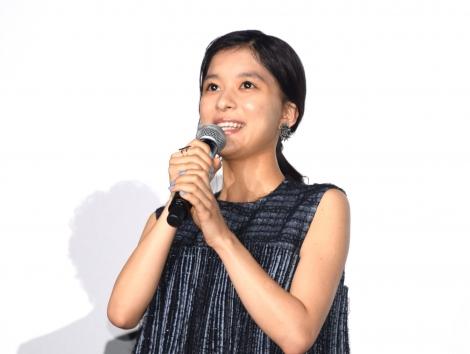 映画『ボス・ベイビー』初日舞台あいさつに登壇した芳根京子 (C)ORICON NewS inc.