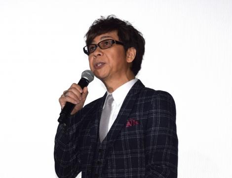 映画『ボス・ベイビー』初日舞台あいさつに登壇した山寺宏一 (C)ORICON NewS inc.