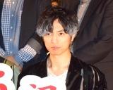 映画『曇天に笑う』上映後初日舞台あいさつに出席した桐山漣 (C)ORICON NewS inc.