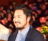 映画『曇天に笑う』上映後初日舞台あいさつに出席した加治将樹 (C)ORICON NewS inc.