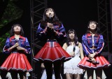 2018年3月18日、横浜アリーナで行われた、22ndシングル「無意識の色」全国握手会のミニライブ・ステージの模様
