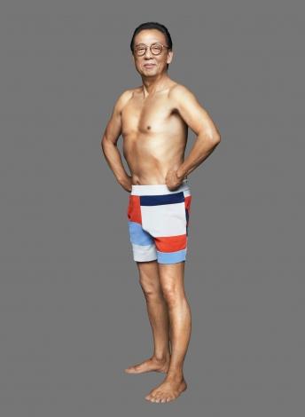 12.9キロの減量に成功した梅沢富美男
