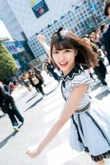 『週刊ヤングジャンプ』16号に登場する小此木流花 (C)細居幸次郎/集英社