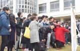 新プロジェクト「吉本坂46」の第一次審査合格者発表の模様 (C)ORICON NewS inc.