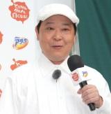 『麺や とびはね』オープニングイベントに出席したダチョウ倶楽部・上島竜兵 (C)ORICON NewS inc.