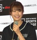 『プロ野球開幕直前イベント』に出席した稲村亜美 (C)ORICON NewS inc.