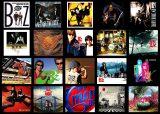 B'zのオリジナルアルバム全20作品を一挙アナログ化