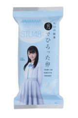 STU48の市岡愛弓(福岡出身)=「月でひろった卵 STU48パッケージ」