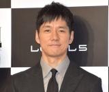 47歳の誕生日ケーキに感激していた西島秀俊(C)ORICON NewS inc.