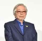 映画「妻よ薔薇のように 家族はつらいよIII」完成披露試写会に出席した山田洋次監督 (C)ORICON NewS inc.