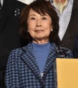 映画「妻よ薔薇のように 家族はつらいよIII」完成披露試写会に出席した吉行和子 (C)ORICON NewS inc.