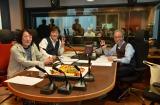 18年半ぶり金曜枠復活『MBSヤングタウン』のパーソナリティを務めるアリス(左から)矢沢透、堀内孝雄、谷村新司