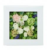 日比谷花壇によるBOTANISTオリジナルのプリザーブドフラワー&イミテーショングリーン