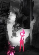 TVアニメ化が発表された『ケムリクサ』ビジュアル