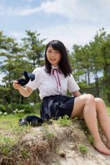 累計発行部数が17万5000部を突破した長濱ねる写真集『ここから』新公開カット(撮影/細居幸次郎)