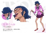 小林ゆうが演じる常似ミハル(C)Go Nagai/Dynamic Planning-Project CHU