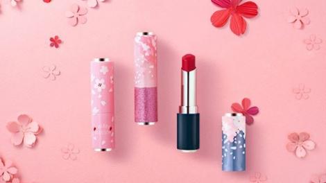 サムネイル 春限定は可愛らしくて上品な桜モチーフ「ディアマイ ティントリップトーク ケース」