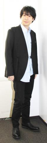 演じるキャラに「事務所代表として参考になる」と語った鈴村健一 (C)ORICON NewS inc.