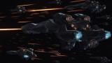 アニメ『銀河英雄伝説 Die Neue These 』の場面カット(C)田中芳樹/松竹・Production I.G