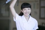 NHK連続テレビ小説『半分、青い。』でヒロインを演じる永野芽郁 (C)NHK