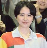 フジテレビ系連続ドラマ『コンフィデンスマンJP』完成披露試写会に出席した長澤まさみ (C)ORICON NewS inc.