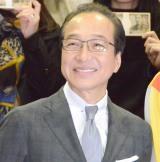 フジテレビ系連続ドラマ『コンフィデンスマンJP』完成披露試写会に出席した小日向文世 (C)ORICON NewS inc.