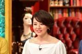 27日放送のTBS系バラエティー番組『明日は我がミーティング』に出演した大橋未歩 (C)TBS