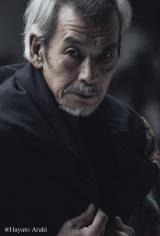 『ちいさな英雄—カニとタマゴと透明人間—』声優を務める田中泯