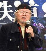 舞台『銀河鉄道999〜GALAXY OPERA〜』の製作発表会見に出席した松本零士氏 (C)ORICON NewS inc.