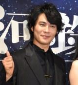 舞台『銀河鉄道999〜GALAXY OPERA〜』の製作発表会見に出席した平方元基 (C)ORICON NewS inc.