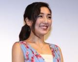 映画『ばぁちゃんロード』東京プレミア試写会に出席した文音 (C)ORICON NewS inc.
