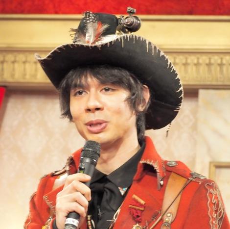 新米船長のジュリオを演じるオカモトショウ=NHK・Eテレの子ども向け音楽番組『ムジカ・ピッコリーノ』取材会 (C)ORICON NewS inc.