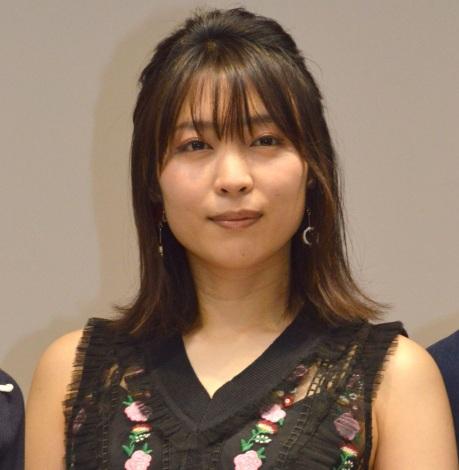 ドラマJ『くノ一忍法帖 蛍火』の試写会後会見に出席した黒川芽以 (C)ORICON NewS inc.