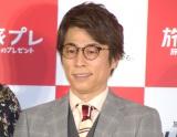 コンビの解散危機があったことを明かした田村淳(C)ORICON NewS inc.