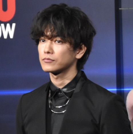 映画『いぬやしき』の完成披露試写会に出席した佐藤健 (C)ORICON NewS inc.