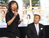 (左から)浅田美代子、松平健 (C)ORICON NewS inc.