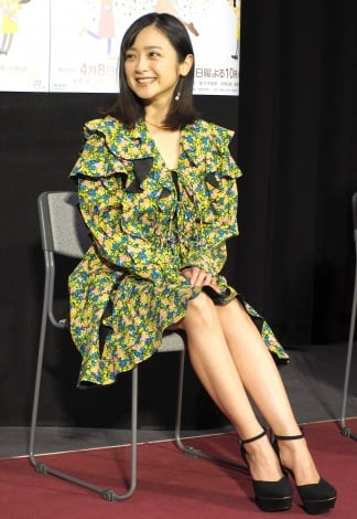 BSプレミアムの連続ドラマ『PTAグランパ2!』の試写会に出席した安達祐実 (C)ORICON NewS inc.