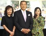 BSプレミアムの連続ドラマ『PTAグランパ2!』の試写会に出席した(左から)浅田美代子、松平健、安達祐実 (C)ORICON NewS inc.