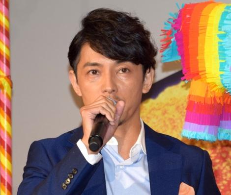 ヘクター役の藤木直人=ディズニー/ピクサー『リメンバー・ミー』 (C)ORICON NewS inc.