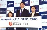 日本体育協会、名称変更を発表